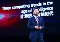 华为首次发布计算战略,推出全球最快AI训练集群Atlas 900