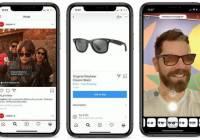Instagram 增加AR购物功能