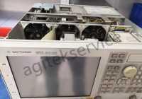 四川某研究所是德科技网络分析仪E5071C维修案例分享-Agitek