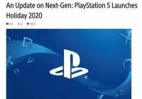 索尼 PS5 要来了,都有什么新东西?