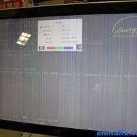 HP w2228h屏问题,如图所示