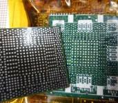 联想 IBM E40 拆黑胶显卡