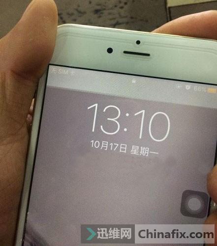 iPhone 6 Plus 触摸IC故障 图1
