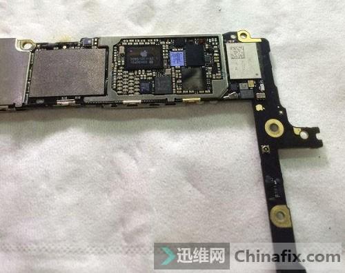 iPhone 6 Plus 触摸IC故障 图3