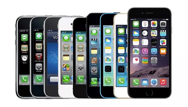细数历代iPhone手机的秘密,你都知道几个 图1