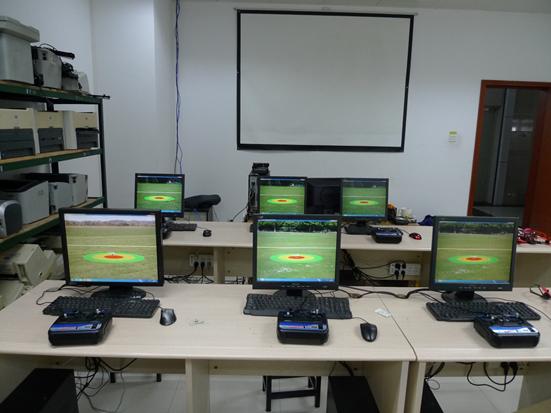 迅维无人机培训飞行理论及模拟器教室