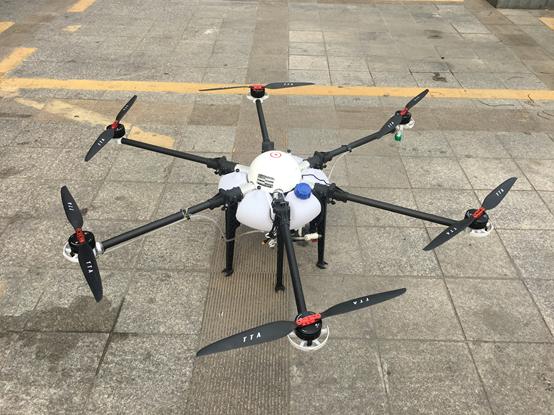迅维无人机培训外场训练用六旋翼无人机