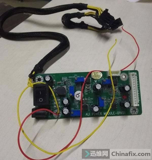 七彩虹GTX770黑屏维修兼谈N卡供电控制架构 图6