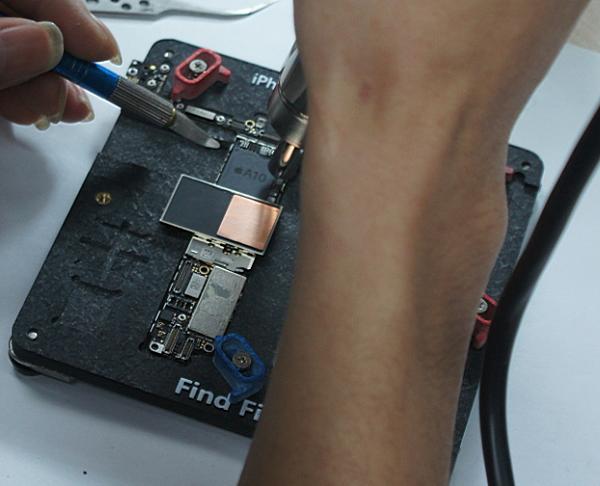 iPhone7 A10 CPU 维修要点 图2