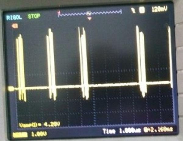 示波器使用方法之实战篇 图4