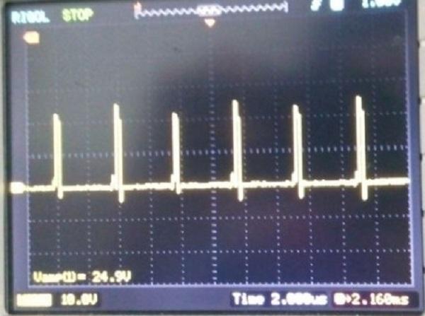 示波器使用方法之实战篇 图9