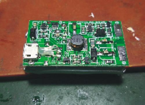 万用表9V可充电锂电池