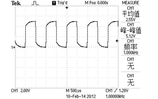 示波器控件作用与屏幕信息 图7