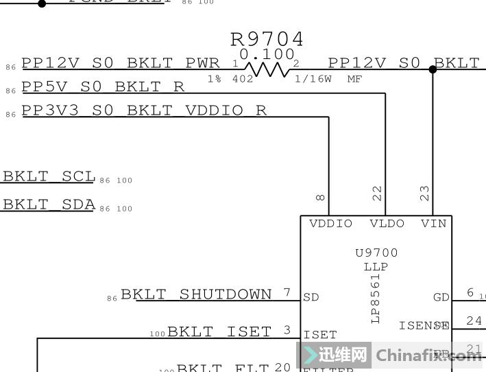 1203p60芯片的工作原理