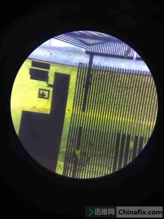 创维58E6000液晶显示器不定时不定时图像发白、负像故障维修 图4