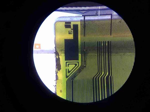 创维58E6000液晶显示器不定时不定时图像发白、负像故障维修 图6