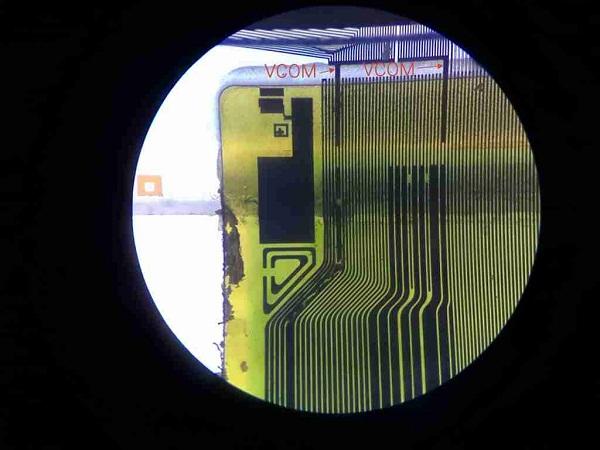 创维58E6000液晶显示器不定时不定时图像发白、负像故障维修 图7