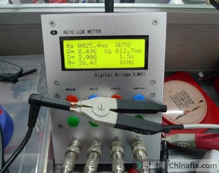 FLUKE  TL175表笔真假评测 图9