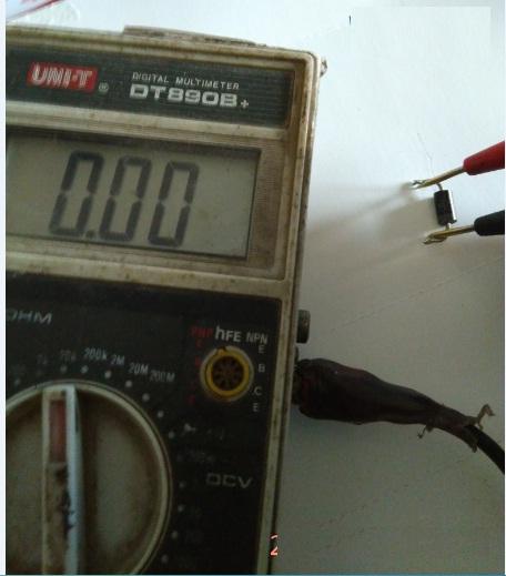 海信LED55K310X3D液晶电视不开机故障维修3