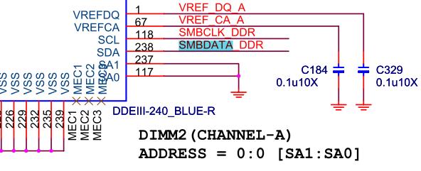 微星主板MS-7758 VER 3.1不认内存反复重启维修 图13