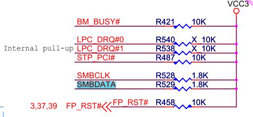 微星主板MS-7758 VER 3.1不认内存反复重启维修 图16