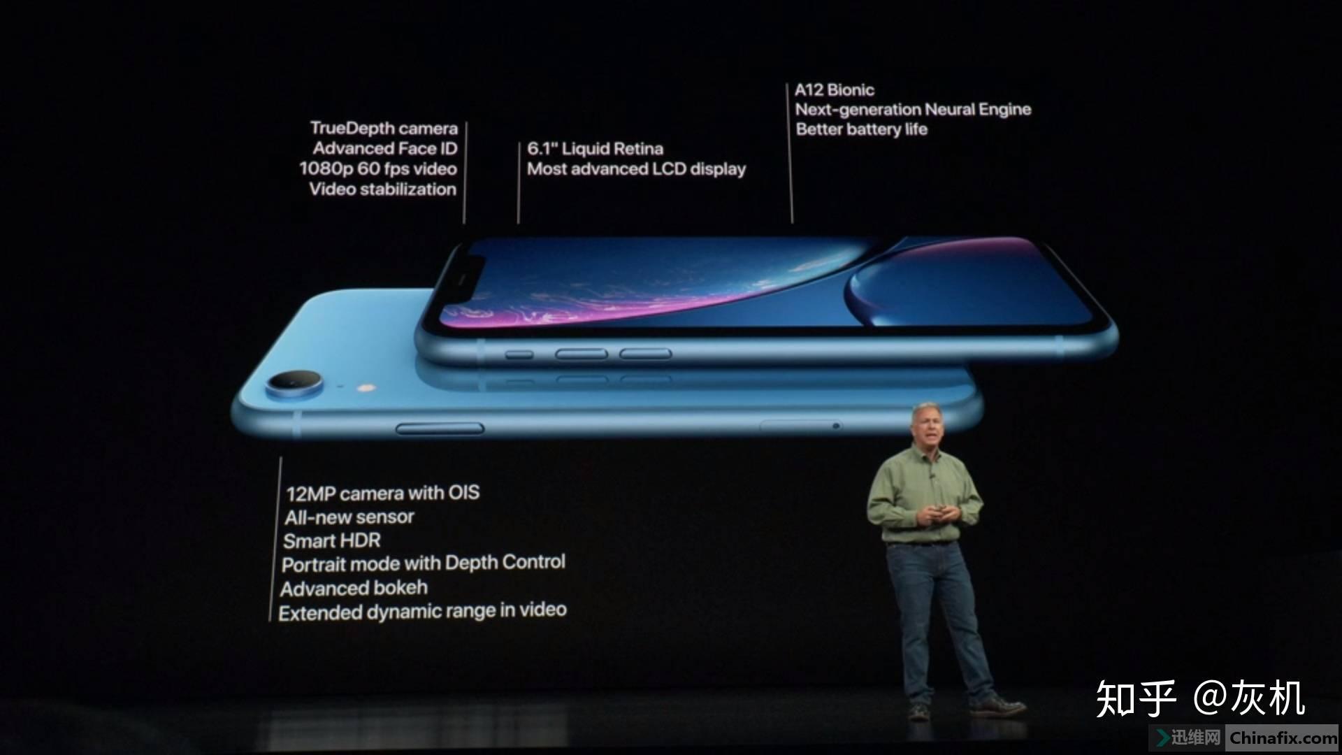 如何看待苹果 2018 年推出的 iPhone XR?配置和性能如何?-2.jpg