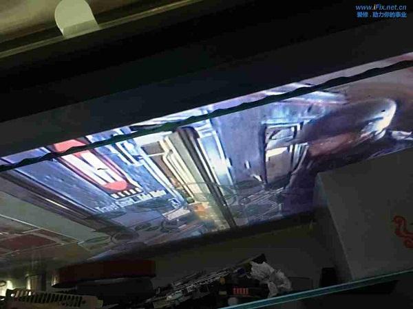 索尼kdl-46cx520液晶电视不开机故障维修5