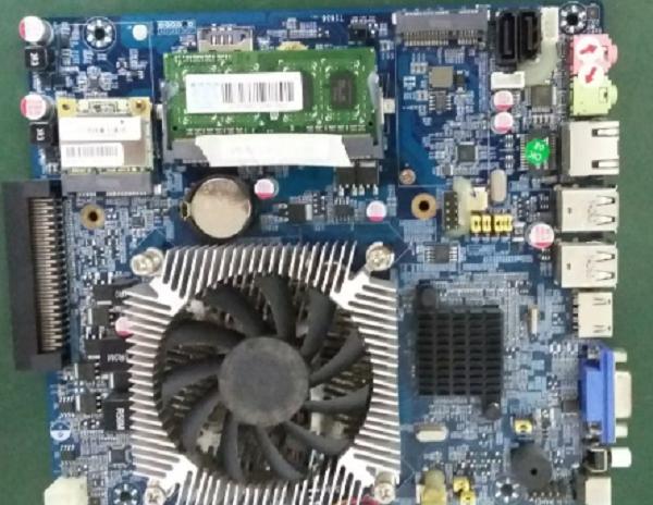 OPS电子白板工控电脑不能进系统维修 图3