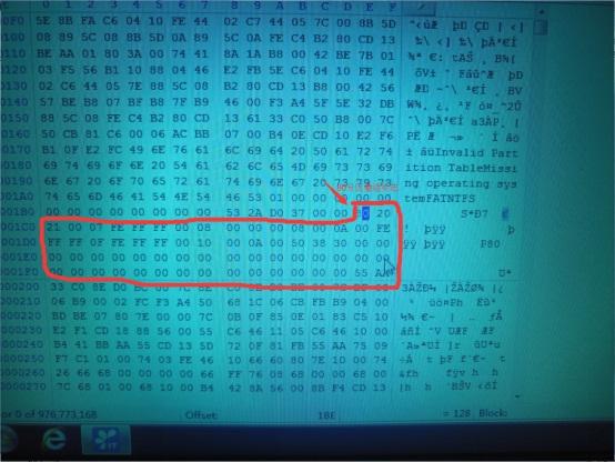 电脑进不了系统——保证系统特殊变量不被重置的情况下系统恢复6