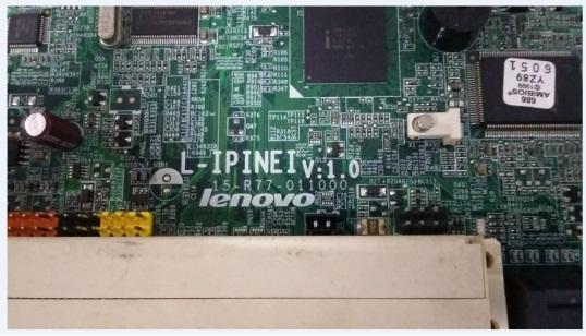 波峰焊温控系统工控电脑开机后不显示故障维修一例4