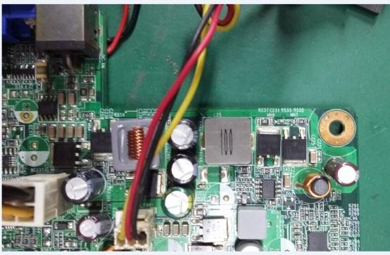 波峰焊温控系统工控电脑开机后不显示故障维修一例12