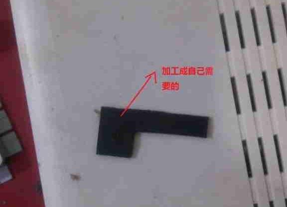 TCL L40M9FR液晶电视半边竖条花屏故障维修4