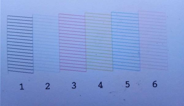 爱普生干式打印机色彩异常维修 图9