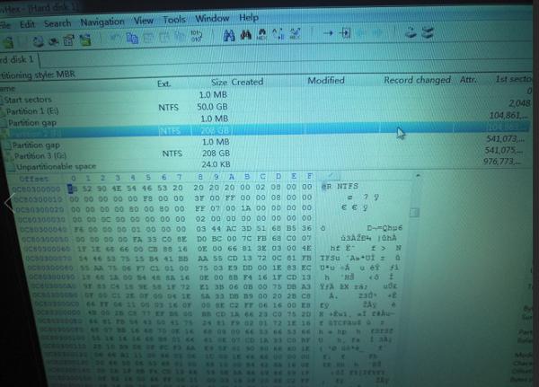 希捷硬盘误操作重要文档数据恢复实例 图3