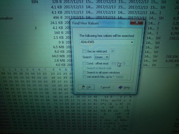 希捷硬盘误操作重要文档数据恢复实例 图5