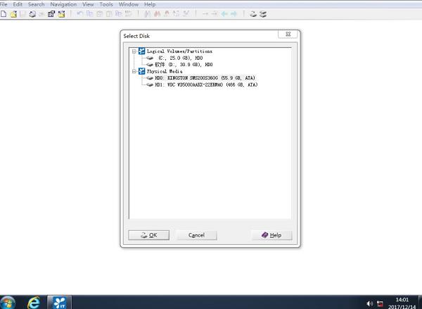 西部WDC WD5000AAKX硬盘数据恢复案例3