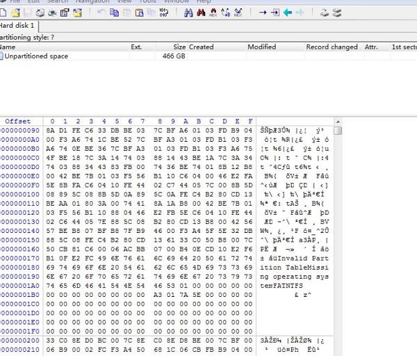 西部WDC WD5000AAKX硬盘数据恢复案例