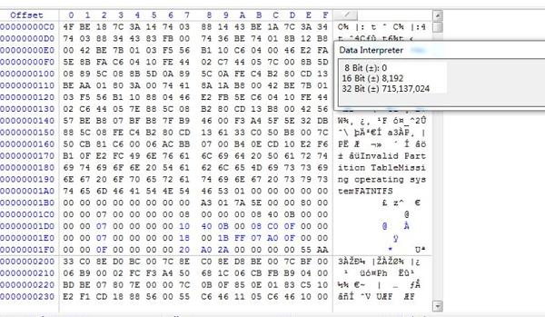 西部WDC WD5000AAKX硬盘数据恢复案例18