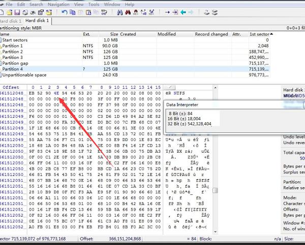 西部WDC WD5000AAKX硬盘数据恢复案例19