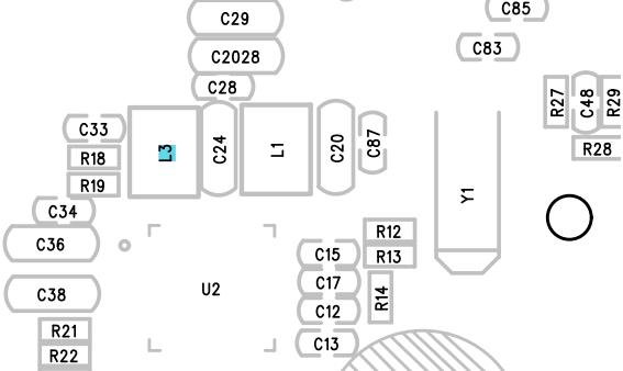 安卓平板型智能机顶盒开机不显示故障维修案例16