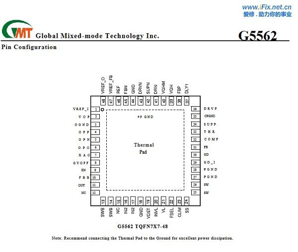 康佳LED32F3200CE液晶电视白屏艰难修复过程3