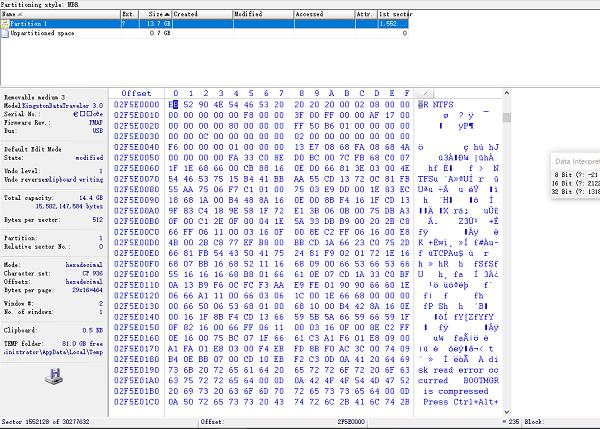 U盘无法打开,插入提示格式化数据恢复案例10