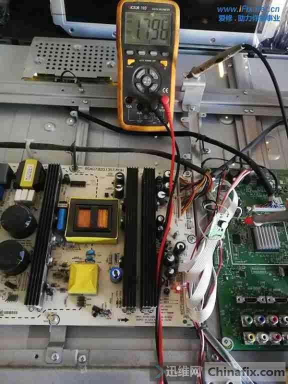 海信TLM47V88PK液晶电视花屏4