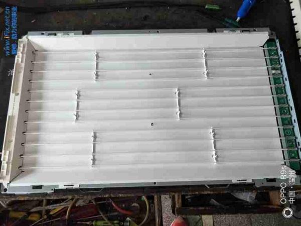 长虹LT26610液晶电视有时开机黑屏有声音故障维修一例2