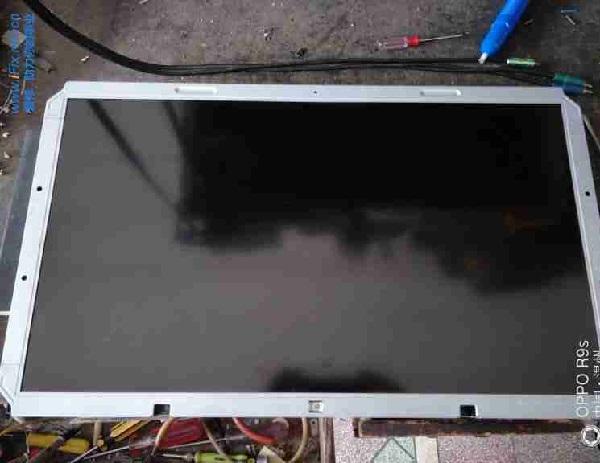 长虹LT26610液晶电视有时开机黑屏有声音故障维修一例4