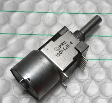 PRM马达电位器8脚