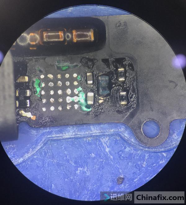 iPhone 7手机按指纹键没有反应故障维修 图4