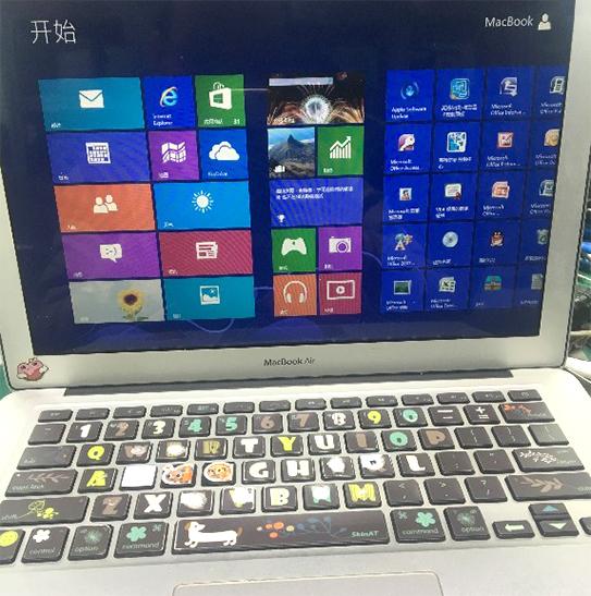 苹果 A1466笔记本进水不开机故障维修 图4