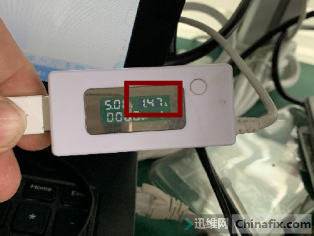 iPhone 7P手机充不进电怎么解决?