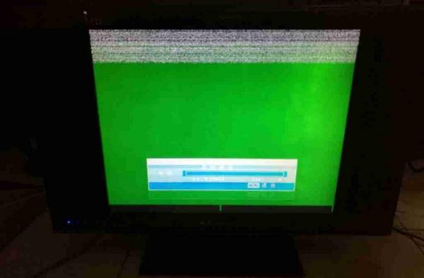 金正液晶电视花屏维修一例4